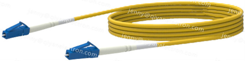LC to LC 9/125µm OS2 Simplex/Duplex Single Mode  Fiber Optic Patch Cable
