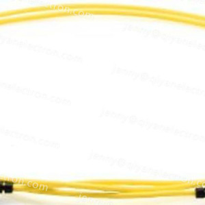 ST to ST 9/125µm OS2 Simplex/Duplex Single Mode Fiber Optic Patch Cable