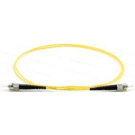 ST to ST 9/125µm OS2 Simplex/Duplex Single Mode Fiber Optic Patch Cable