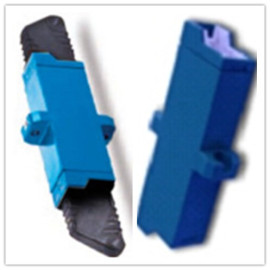 E2000 Simplex Singlemode/multimode Hybrid Metal Fiber Optic Adapter/adaptor/coupler