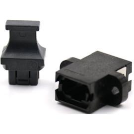 MTP/MPO Singlemode/multimode Fiber Optic Adapter/adaptor/coupler