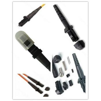MTRJ/PC/UPC Singlemode/multimode simplex ø0.9/2.0/3.0mm Fiber Optic Connector