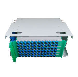 Rack-mounted ODF 72 cores