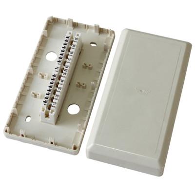 10 boîtes de connexion paire JA-2047