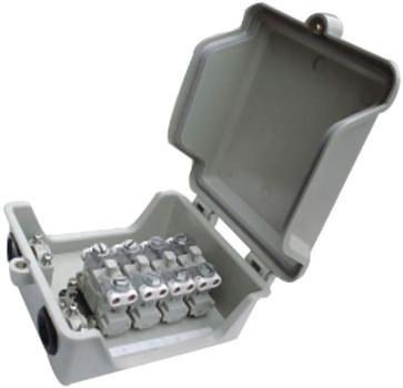 4 boîte de distribution de paires pour le module STB JA-2062