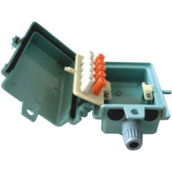 5 pair Aluminium Distribution Box              JA-2071