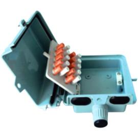 10 pair Aluminium Distribution Box                 JA-2072