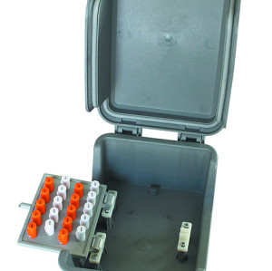 10 pair Outdoor Distribution Box            JA-2076