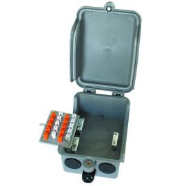 10 pair Outdoor Distribution Box            JA-2076