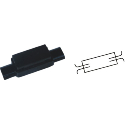 UDW2(K7)4-wire PC moisture-resistant Drop wire splice Inline Connector