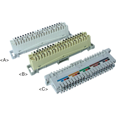 10 Module de déconnexion LSA paire JA-1001