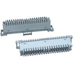 10 pair LSA connection module    JA-1002C