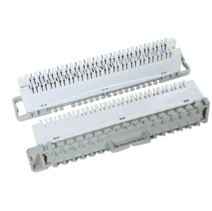 16 pair LSA dis-connecting module         JA-1004A