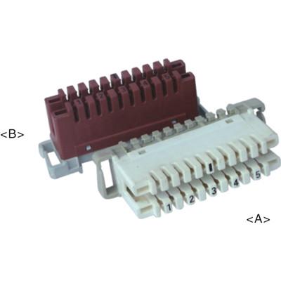5 Module de déconnexion LSA paire JA-1006D
