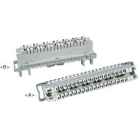 6 pair LSA disconnection module 2/6X3             JA-1033