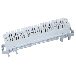 10 pair highband disconnection module            JA-1028