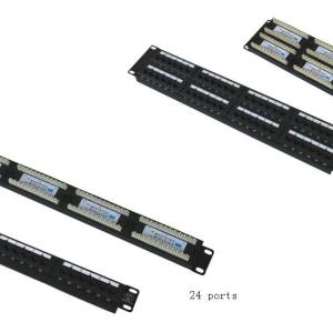 Cat5e telephone patch panel                 JP-6415