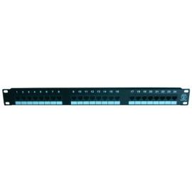 Cat5e  24 port  patch panel                 JP-6416