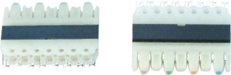 4 paires 110 IDC connecteur JH-1012