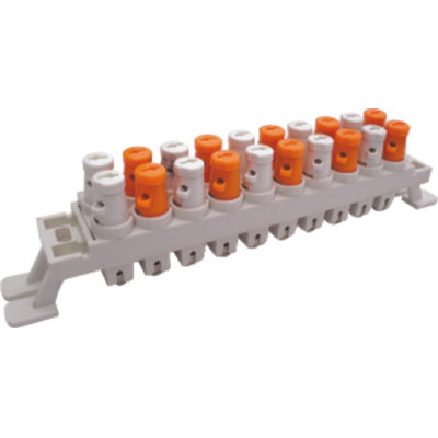 10 أزواج من وحدة منطية الشكال الملولب JA-2112