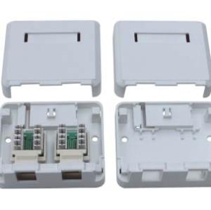 RJ45 pour montage en surface boîte de JC-2103