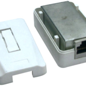 Cat.5e RJ45 surface mount box                JC-2110