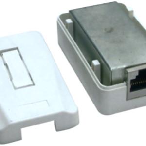 Cat.5e surface de montage RJ45 boîte de JC-2110