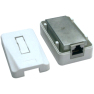 Cat.5e RJ45 surface mount box                JC-2110