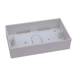 Dual port desktop box                         JC-1035