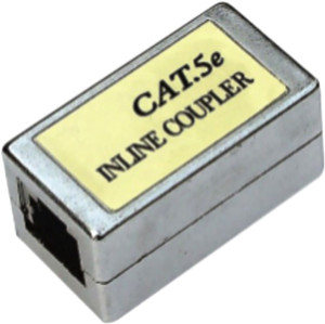 Cat.5e  Inline coupler                  JA-7009S