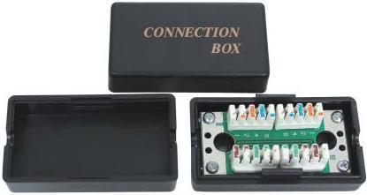 CAT.5e  connection box               JA-4102U