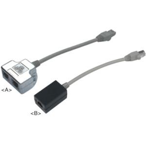 Adaptador para ISDN 1/2: JA-7001