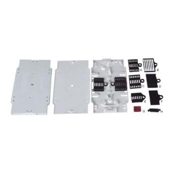 12 Pole Fiber Splice Cassette                  JF-2022