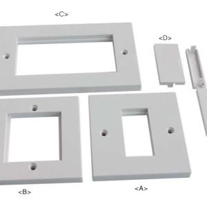Face plate                         JC-1020