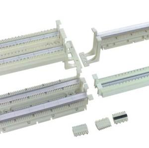 Tablero de cables: 50 y 100 pares: JH-4210