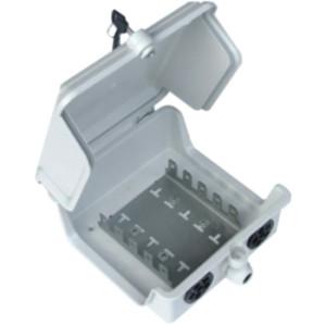Estuche de separador de cables de 50 pares para el uso al aire libre JA-2056