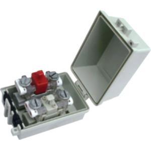 Estuche de separador de cables de 2 pares JA-2066