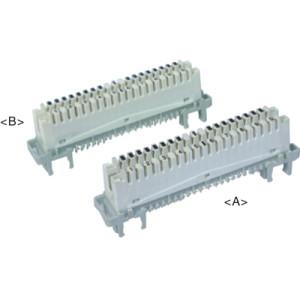 Módulo de acero no interrumpible LSA de 10 pares JA-1005C