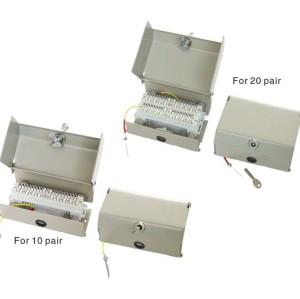 Металл закрытый ящик распределения JA-2046