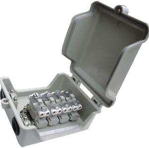 4 пары распределительная коробка для STB модуль JA-2062