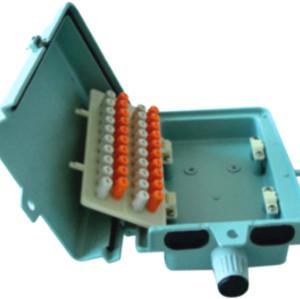 20 пары алюминиевых распределительная коробка JA-2073