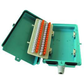 30 пары Открытый распределительной коробке JA-2074