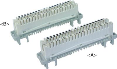 10 пары профиль подключения модуля JA-1005C