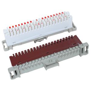 10 пары коммутационный модуль JA-1010