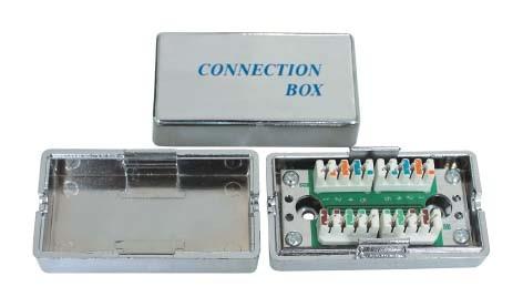 CAT.5e соединительная коробка JA-4101S