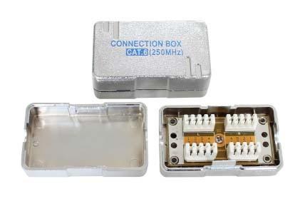 CAT.6 соединительная коробка JA-4103S
