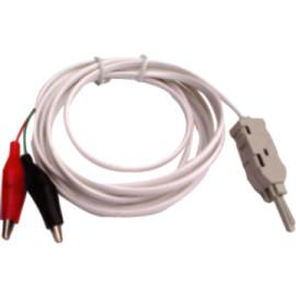 2 pole  test cord                    JA-1320