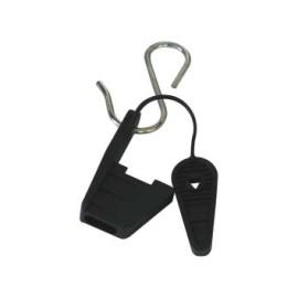 Fiber Optic Drop Wire Clamp              JA-1339