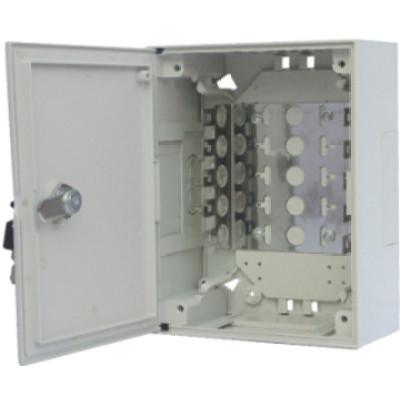 Boîte de 50 paires de distribution en plastique pour l'intérieur JA-2052