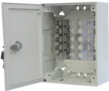 50 pairs plastic distribution box for indoor                  JA-2052